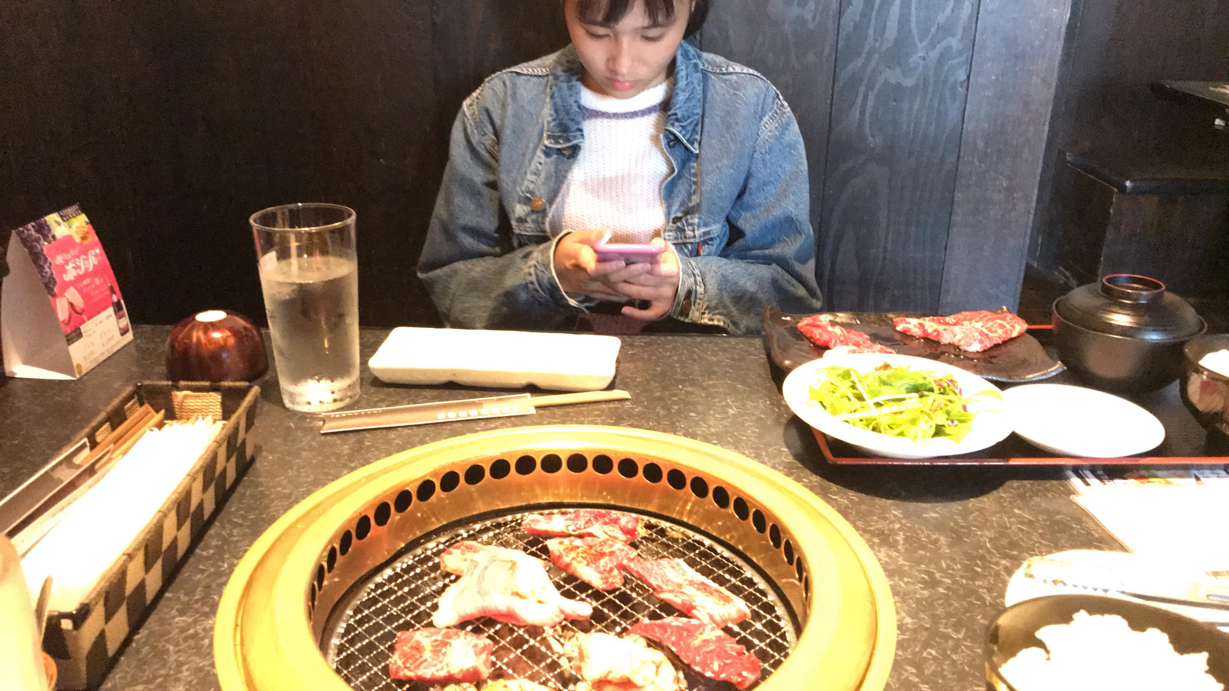 焼肉デート